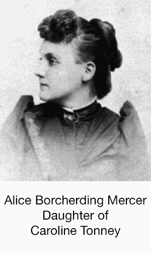 Alice Borcherding Mercer
